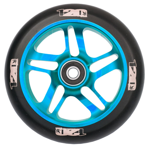 Envy 120mm Wheel - Shop Mothership  - 5