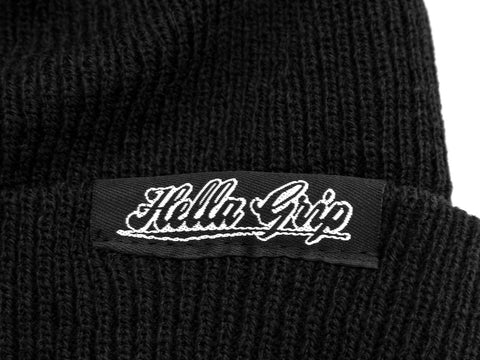 Hella Grip Basic Beanie - Shop Mothership  - 2