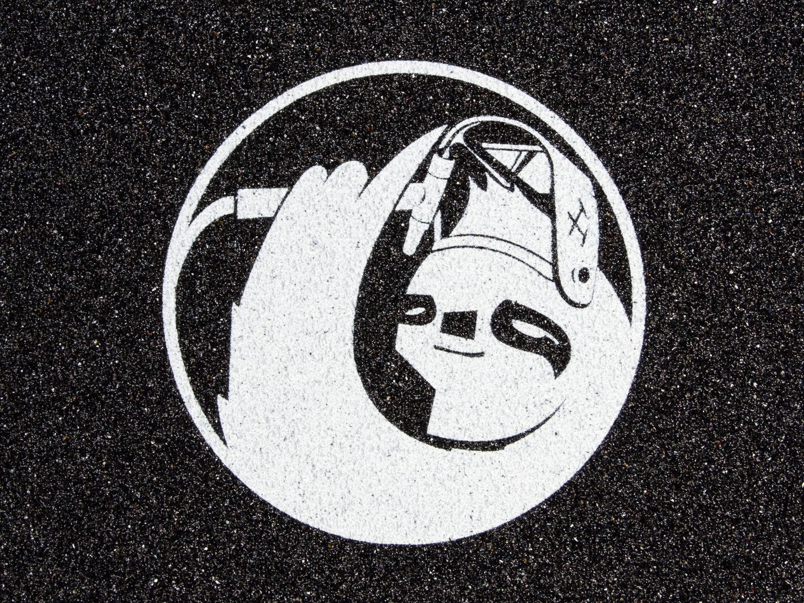 Hella Grip Affinity Sloth GripTape - Mothership