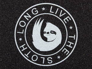 Hella Grip Long Live The Sloth GripTape - Mothership