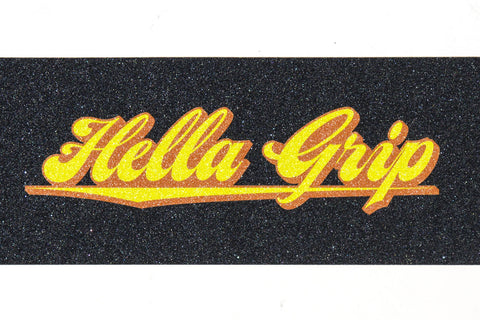Hella Grip Classic Logo Citrus - Shop Mothership  - 2