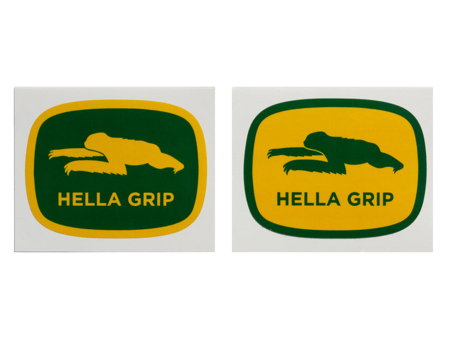 Hella Grip – Josh Sloth Stickers - Mothership