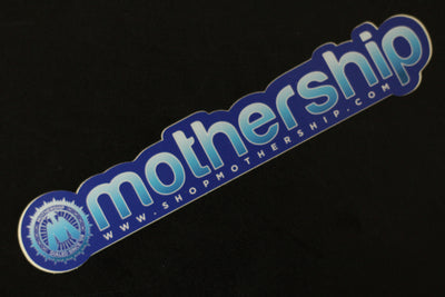 "Mothership 6"" Sticker - Mothership"