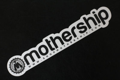 "Mothership 6"" Sticker"