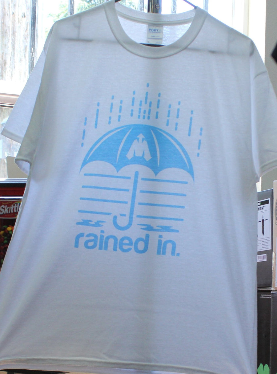 "Mothership "" Rained In "" Tee - Mothership"