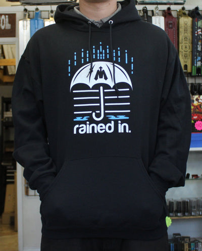 "Mothership "" Rained In "" Hoodie - Mothership"