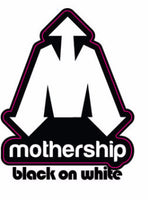 Mothership Stickers - Shop Mothership  - 1