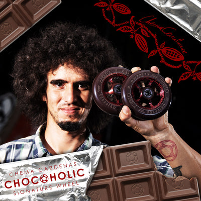 "PROTO – Signature "" Chocoholic "" Grippers 110mm (Chema Cardenas) - Mothership"