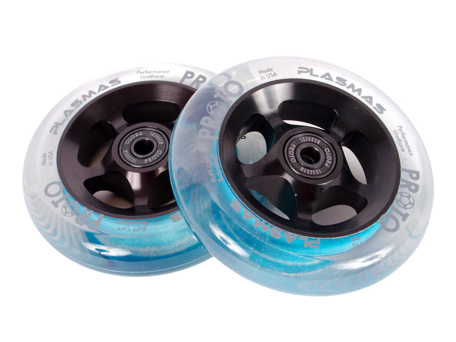 Proto Plasmas 110mm Wheels - Mothership