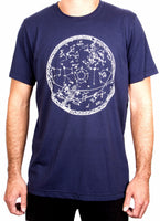 Proto Alex Steadman Constellation Map Tee - Shop Mothership