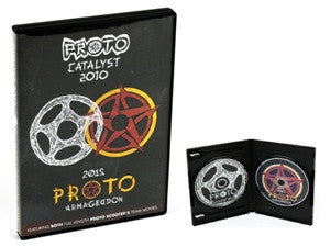 Proto Twin Pack DVD - Mothership