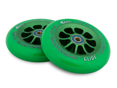 "River Glide ""Emerald"" 110mm Wheels - Mothership"