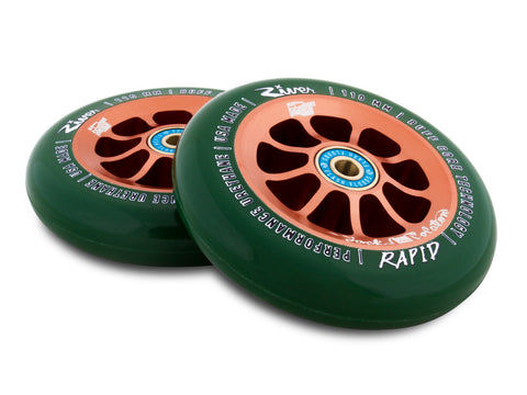 River Wheels Rapids 110mm Jack Colston Signature