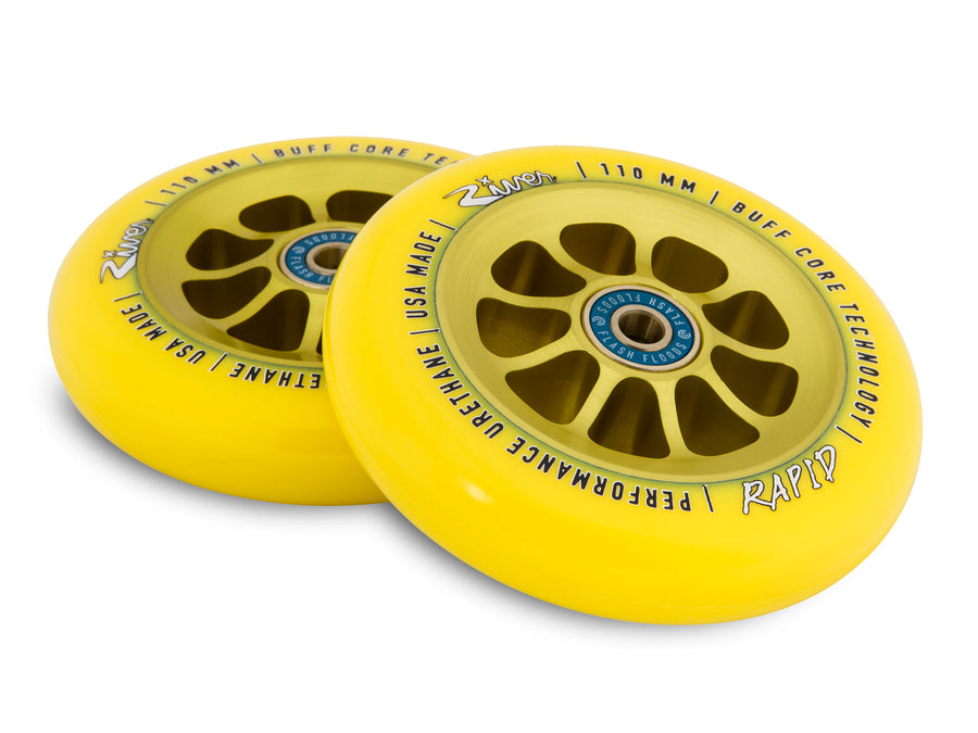 "River Rapid ""Sunrise"" 110mm Wheels - Mothership"