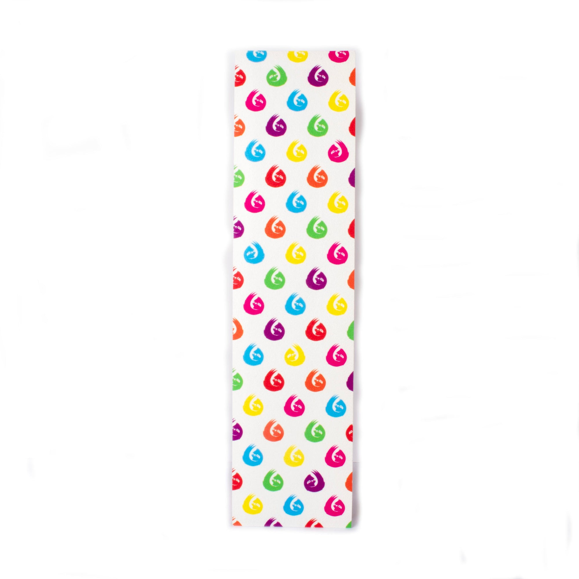 Hella Grip – Sloth Dot Rainbow (Formula-W) [6″ x 24″]