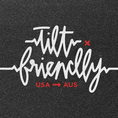Tilt x Friendly Griptape - Mothership