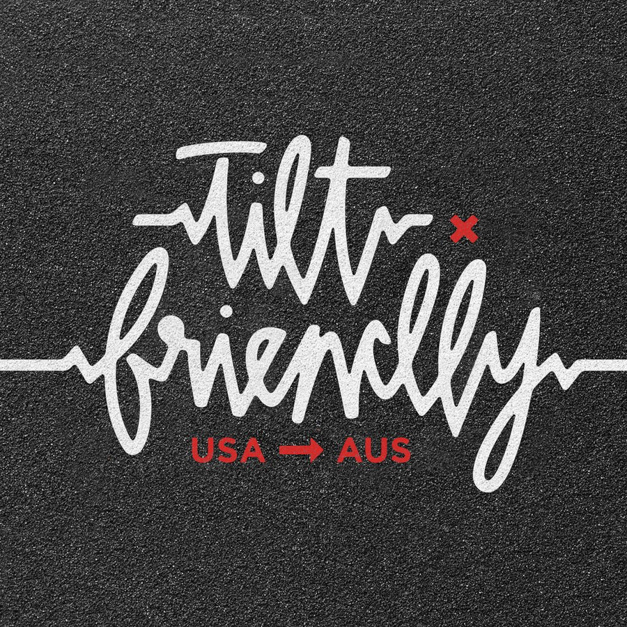 Tilt x Friendly Griptape