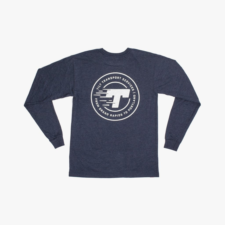 Tilt Transport Longsleeve Tee - Mothership