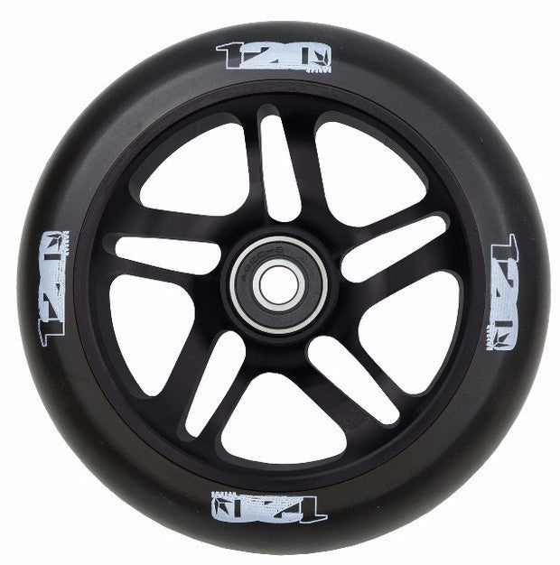 Envy 120mm Wheel - Shop Mothership  - 1