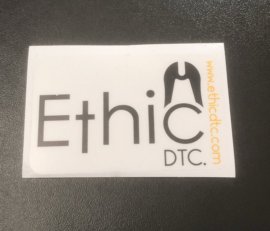 Ethic DTC Sticker - Mothership
