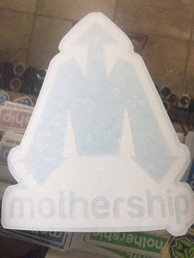 "Mothership Decal Stickers 8"" - Mothership"