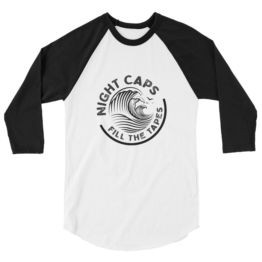 Night Caps 3/4 Shirt - Mothership