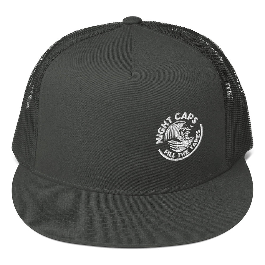 Night Caps Mesh Back Snapback - Mothership