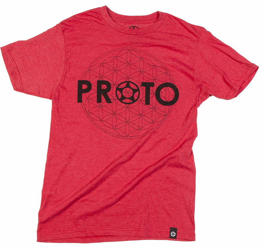 Proto Sacred Geometry Tee - Shop Mothership