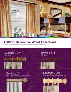 Forest Decorative Wood