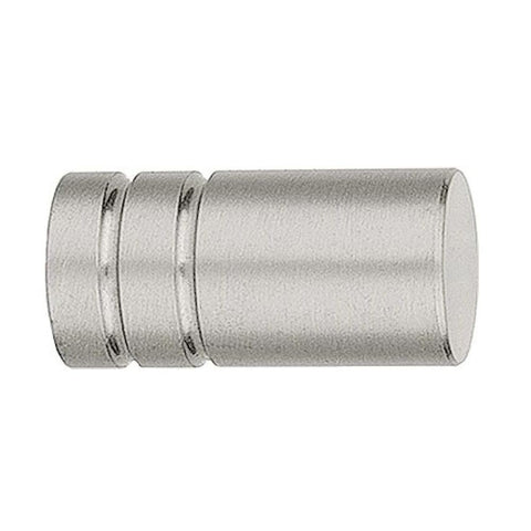 Lisbon 2130CIL Cilindro finial, 29 Satin Nickel