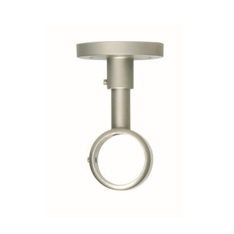 2230CIR Irati closed ceiling bracket, finish 29 satin nickel