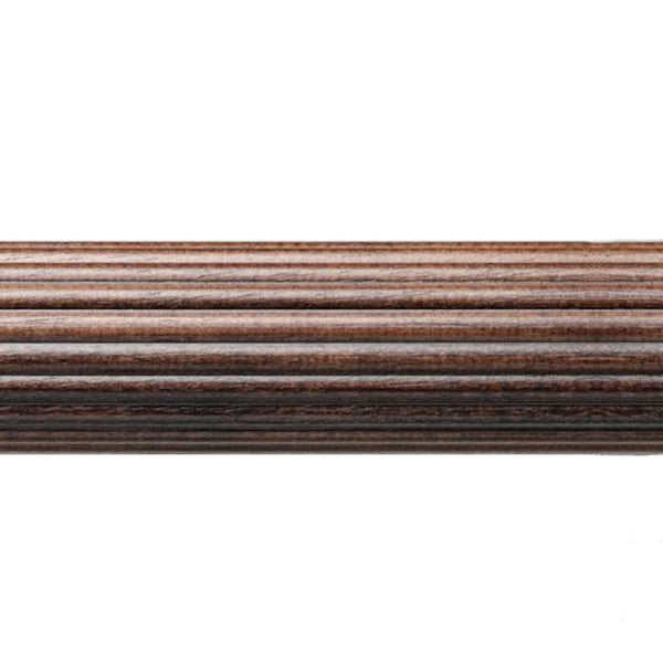 "Cordoba 2"" Reeded Wood Poles"