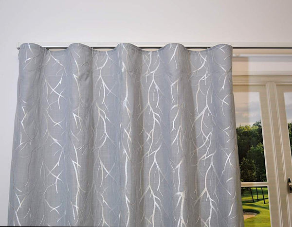 wave fold drapery decor 1 curtain track