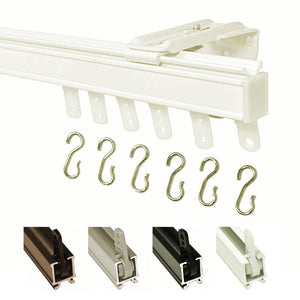 Kirsch 94003 hand draw curtain track set