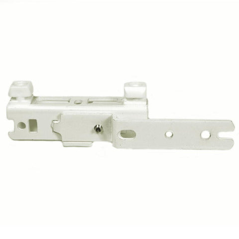 Left CS swivel foot master carrier white