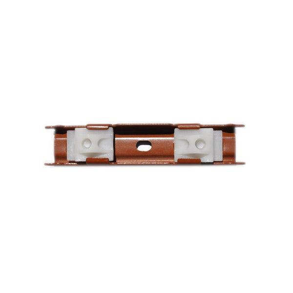 Decor 1 and Decor 2 Double Ceiling Bracket, Red Oak