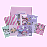 IlluBox - Super Cute Gift Box