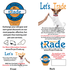 Project tRade Rackcard