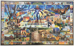 The Saskatchewan Commemorative Mural