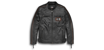 Men's Writ Leather Jacket Harley Davidson