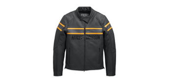 Men's Sidari Leather Jacket Harley Davidson