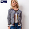 Vangull Tribal Embroidered Jacket