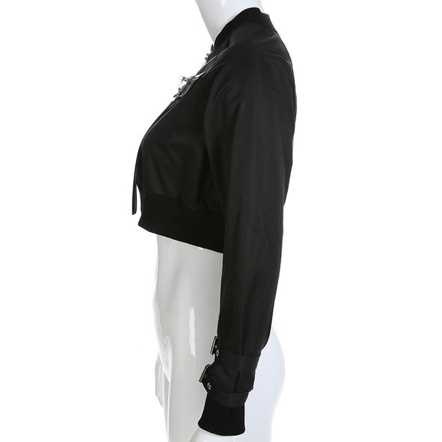 Rapcopter Outerwear Coat Bomber Jacket