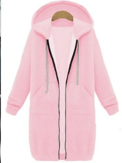 Kenancy Up Hooded women Jacket