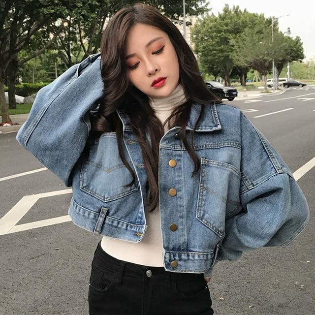Vintage Long Sleeve Jacket