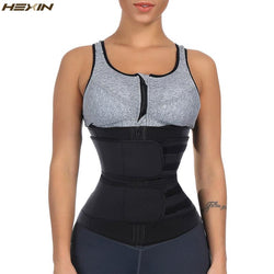 HEXIN Double Belt Waist Trainer