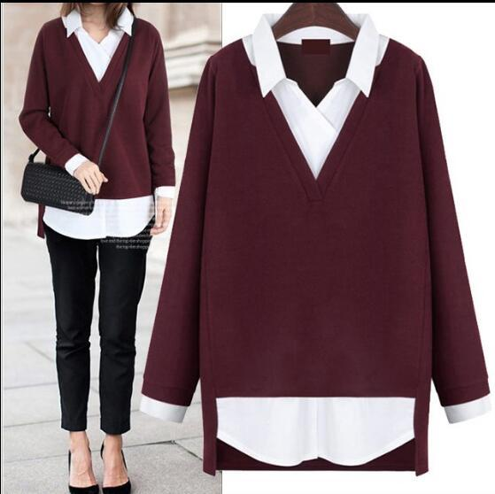 Trendy Women Elegant Tricot Pullovers Knitted Wear
