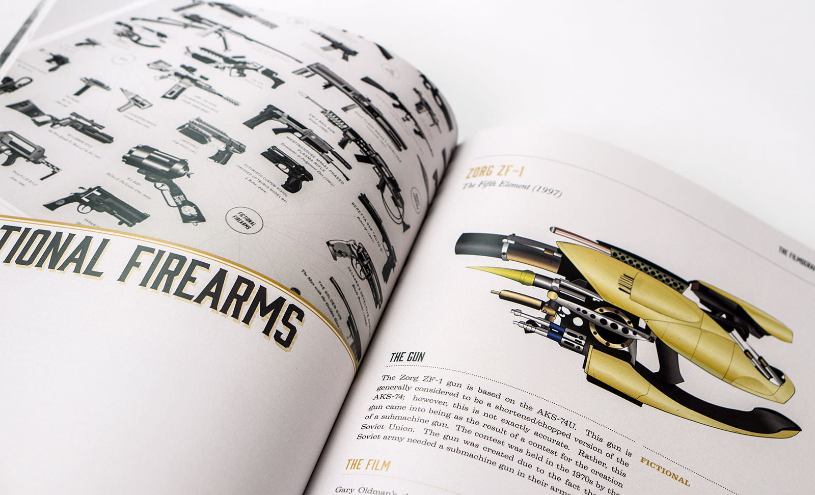 parallax-banner-The Filmography of Guns - Collector's Book
