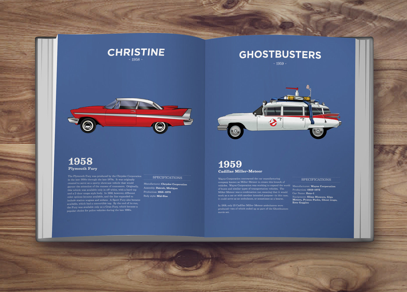 The Filmography of Cars - Collector's Book