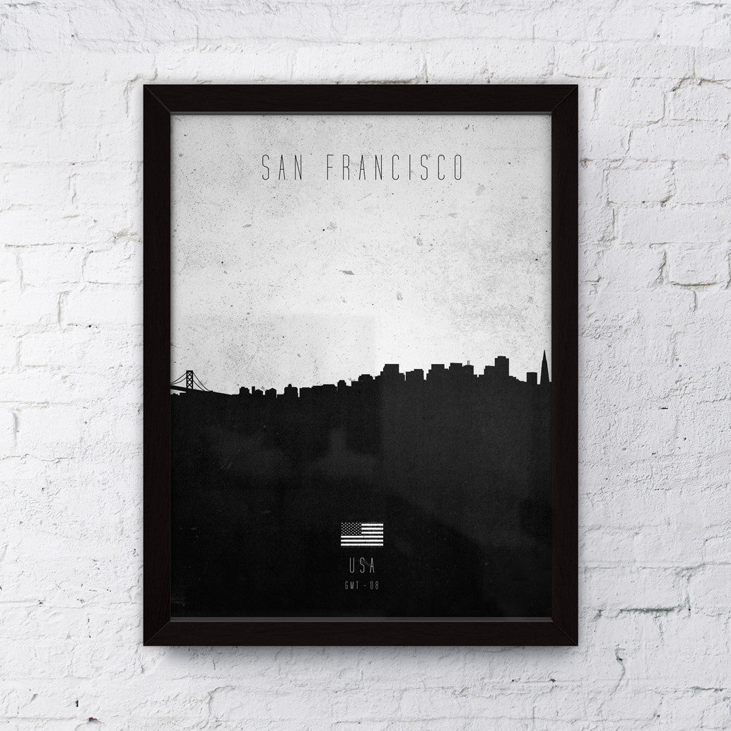 San Francisco: GMT +08